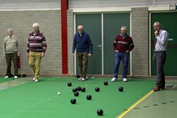 Bowlsgroep senioren zoekt leden