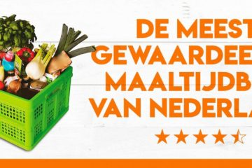 Doneer een maaltijdbox tijdens de week van de voedselbanken